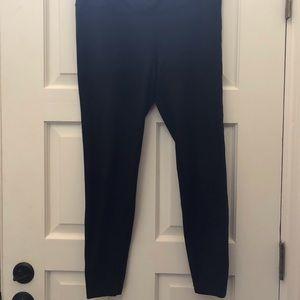 Nike Black Dri-fit Leggings, Yoga Workout Pants XL